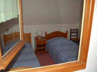 Le Moulin du Saut de la Truite Gite de Thierry Lelong à Hermival-les-Vaux 8 Chambre lits séparés 2