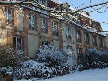Le Manoir des Parcs - Manoir à Ouilly-le-Vicompte - Façade