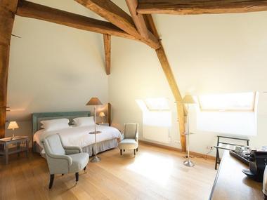 Le Presbytère Chez Sylvaine Decleves Chambre d'hôtes à Saint-Loup-de-Fribois (11)