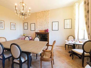 Le Presbytère Chez Sylvaine Decleves Chambre d'hôtes à Saint-Loup-de-Fribois (14)