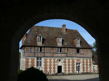 Manoir de Querville à Pretreville (1)