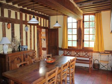 Malherberie HERVIEU salle à manger