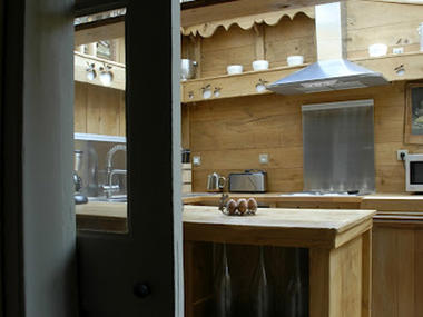 Le Gîte d'Orbec à Orbec, cuisine