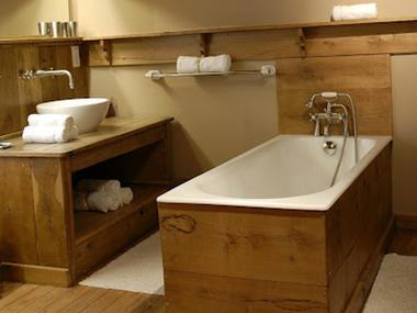 Le Gîte d'Orbec à Orbec, salle de bains