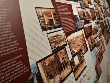 Musée d'Art et d'Histoire de Lisieux Panneaux