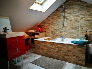 Ochapito Chez Frédéric Motté Lisieux Salle de bain