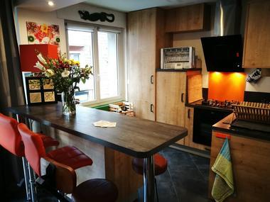 Ochapito Chez Frédéric Motté Lisieux cuisine américaine
