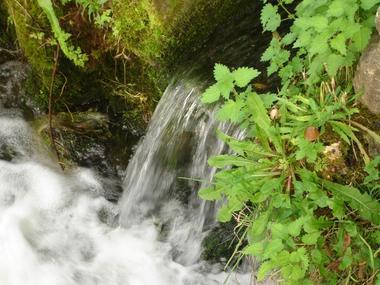 Orbec cascade Calvados