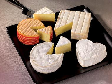 Plateau de fromages de la fromagerie Livarot