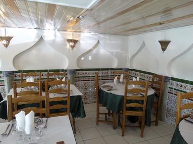 Restaurant La Couscousserie - Lisieux (salle a l'etage 2)