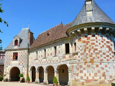 Château de Saint Germain de Livet