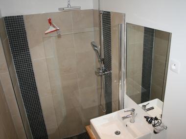 Salle de douche 1 Pays d auge 22 rue blanches portes