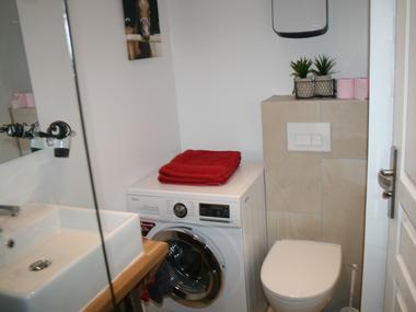Salle de douche 2 Pays d auge 22 rue blanches portes