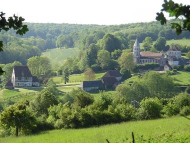 Village de Tordouet