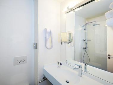 Hôtel Mercure Lisieux - Salle de bain