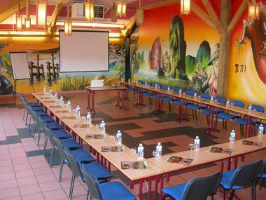 Parc Zoologique Cerza - Salle de séminaire