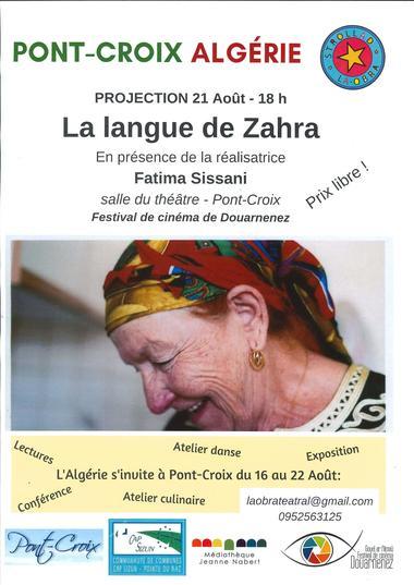 2019-08-21projectionlalanguedezahra-pontcroix