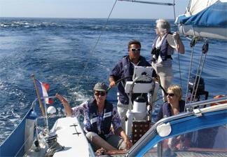 """Compagnie Bretagne Ecotourisme """"Audierne Voile"""""""