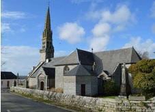 Eglise St Magloire Mahalon