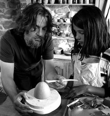 Atelier à la poterie Toramur