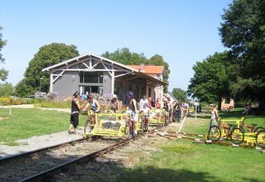 Vélo-Rail de Médréac
