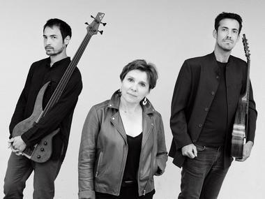 Annie Ebrel Trio - fête de la Bretagne - Ploërmel