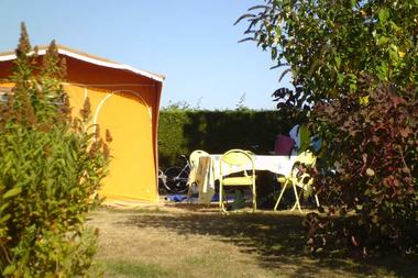 Camping Le Clos Tranquille