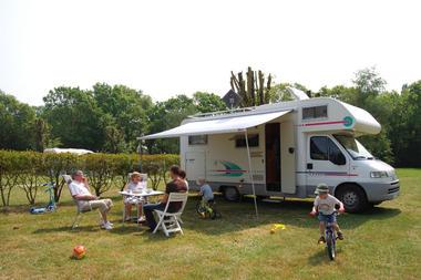 Camping les Bleuets