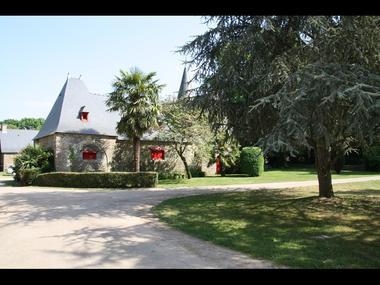 Château de la Morlaye - Missiriac - Morbihan - Bretagne