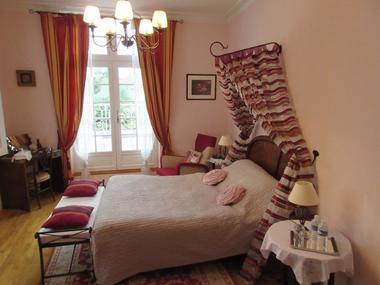 Chambres d'hôtes Le Clos des Devins - Chambre abricotine - Josselin - Bretagne