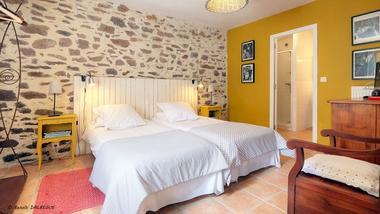 Domaine du Val Ory_Chambre Safran