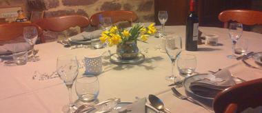 Domaine du Val Ory_Table d'hôtes