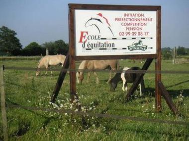 Ecole d'équitation de Bédée - La Nouaye