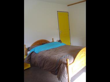 Gîte JP Pellerin chambre jaune - Malestroit - Morbihan - Bretagne