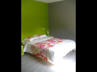 Gîte JP Pellerin chambre verte - Malestroit - Morbihan - Bretagne