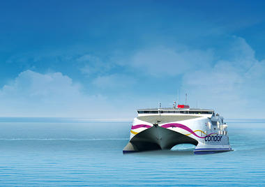 CONDOR FERRIES Saint-Malo excursion traversées maritimes