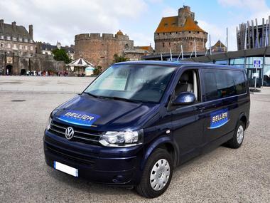 Mini bus St Malo