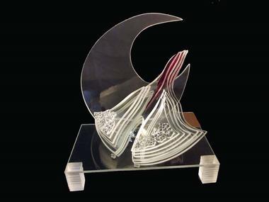 sculpture - Envol - Gaby Creation - Ploërmel