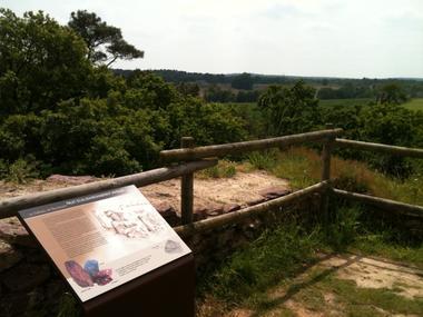 Promenade archeologique en Boutavent