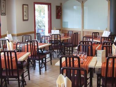 restaurant au p'tit paris - gourhel - broceliande - bretagne