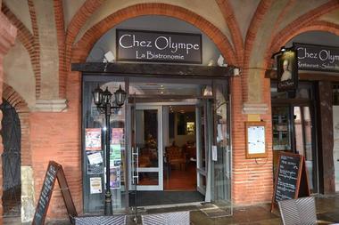 Chez Olympe façade
