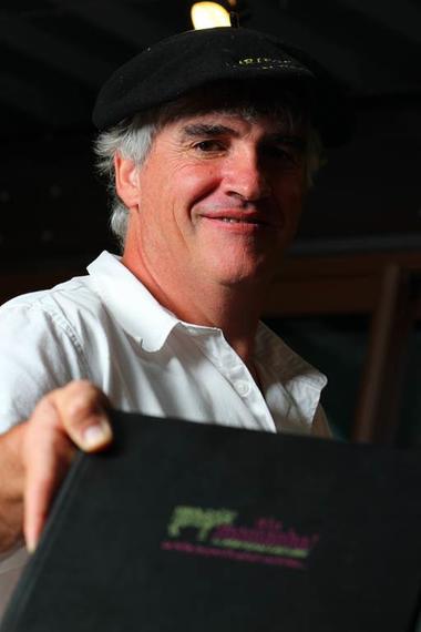 Philippe Lacube éleveur en montagne