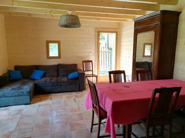 Maison à Gourbit