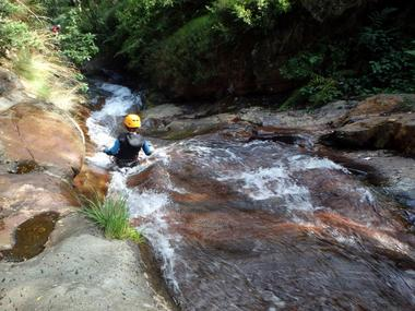 Bureau des Guides Canyon Argensou