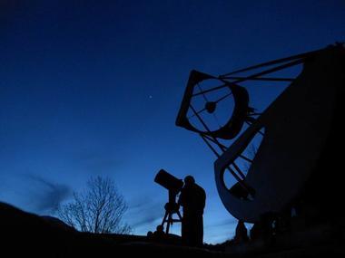 Soirée astro découverte
