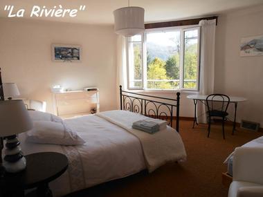 """Chambre d'Hôte """"Al Cant de l'Aïga"""" à Tarascon sur Ariège"""