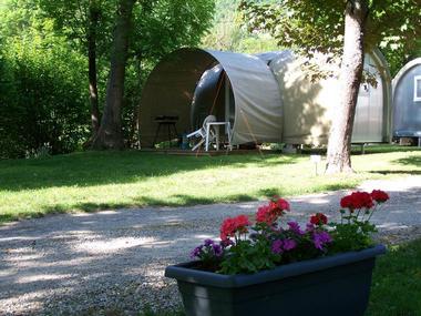 Camping Le Sédour