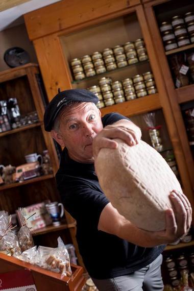 Fromage boutique de la ferme