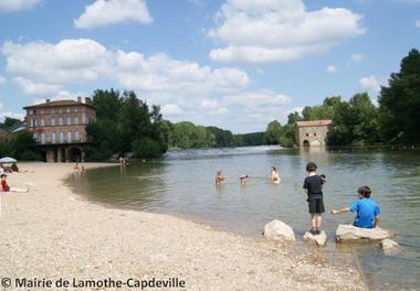 Lamothe capdeville - découvrir lamothe cardeville visiter ardus tarn et garonne grand montauban