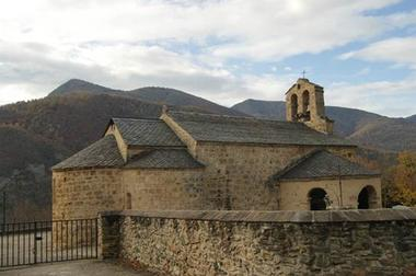 Eglise Romane de Vernaux